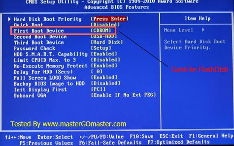 How Do I Boot From The Vista Install Media - Cramemtilicil